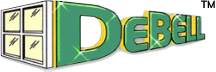 DeBell™ Home Improvement Center Logo